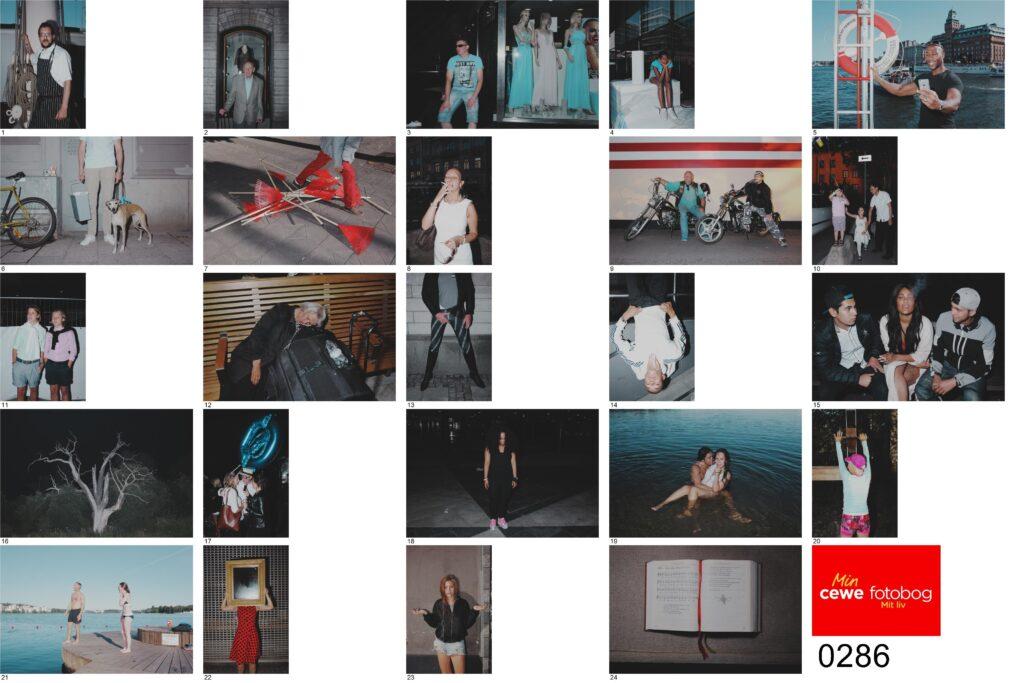 Mikael Almehags vinnarserie i Stockholm Fotomaraton 2015